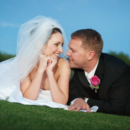 Ocotillo Golf Club and one of our all time favorite couples!