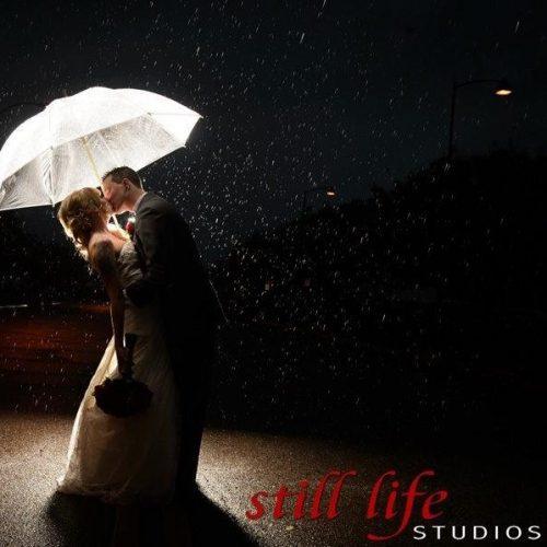 Rainy day at Regency Garden by Still Life Studios